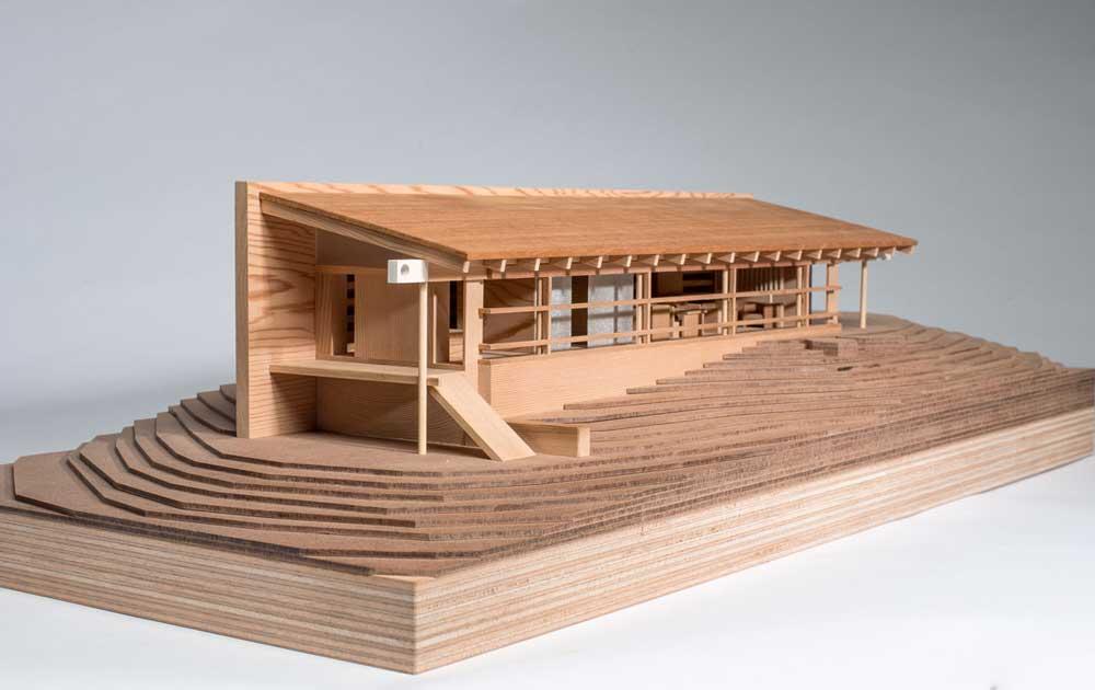 Architectural Model, Terry Mason
